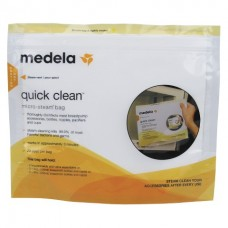 Medela Quick Clean™ Micro-Steam Bags - 5 Count