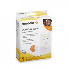 Medela Pump & Save™ Breastmilk Storage Bags - 20 Count