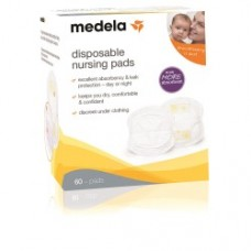 Medela Disposable Pads - 60 Count