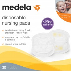 Medela Disposable Pads - 30 Count
