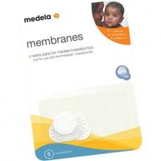 Medela 6pk Membranes